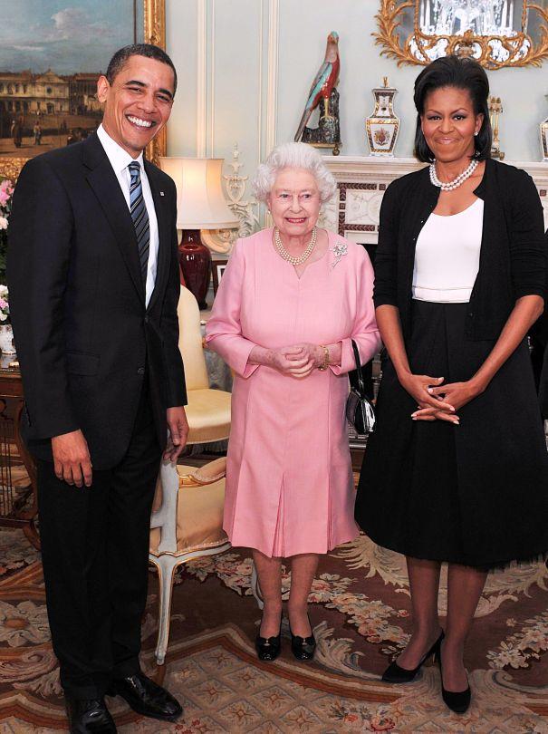 Obama Hug 2009