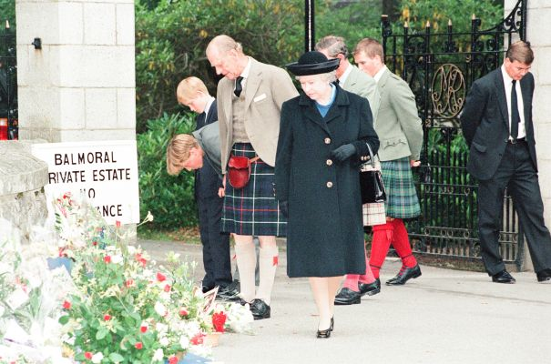 Mourning Diana 1997