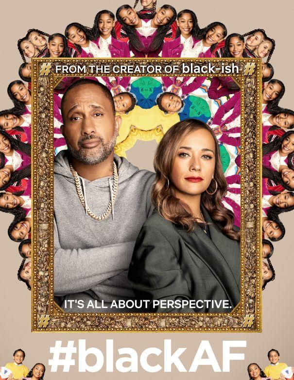 '#blackAF - Series Premiere