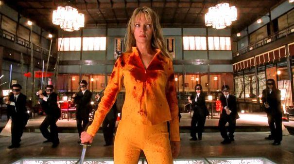 'Kill Bill Vol. 1 and 2' (2003 – 2004)