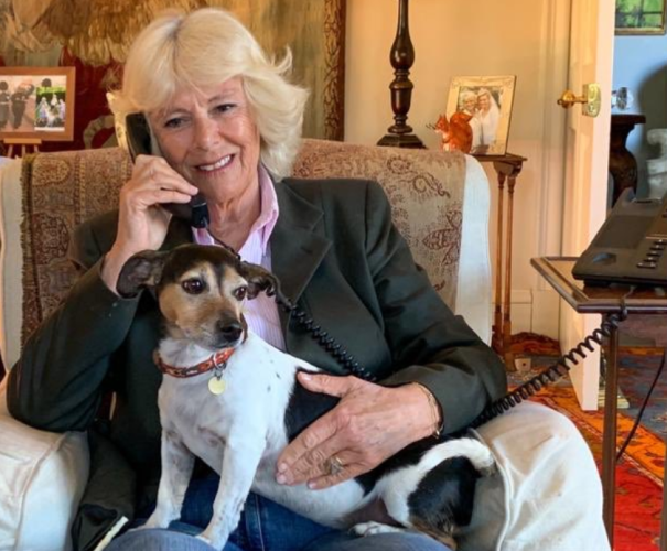 Duchess Of Cornwall And Beth