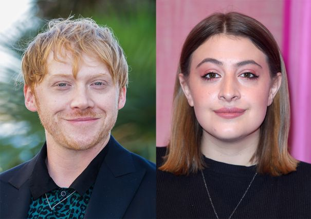 Rupert Grint, Georgia Groome Expecting First Child