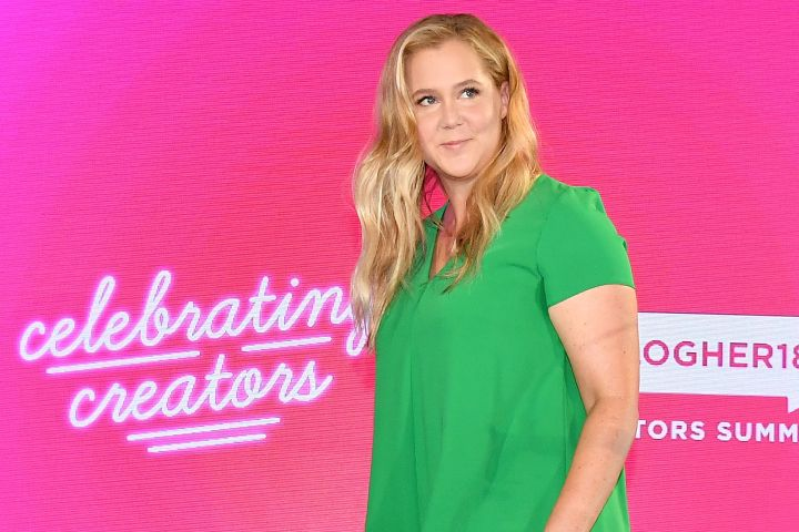 Amy Schumer - Getty Images