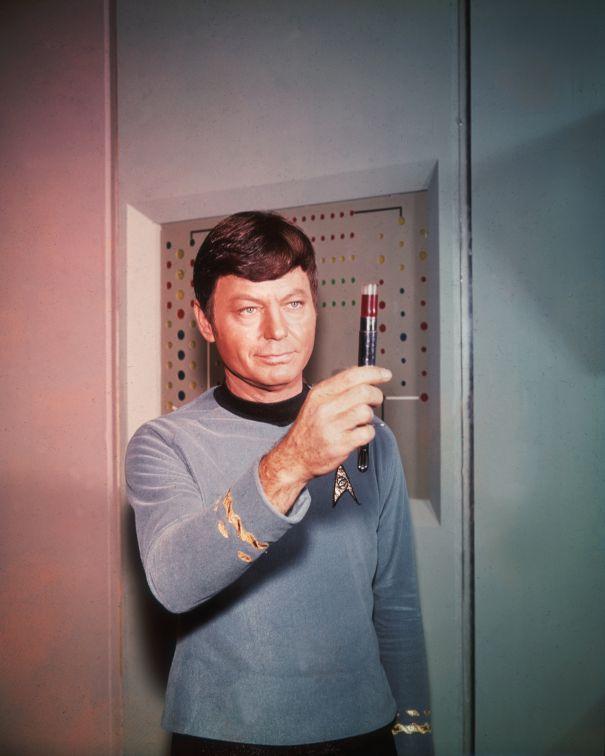 Dr. Leonard 'Bones' McCoy