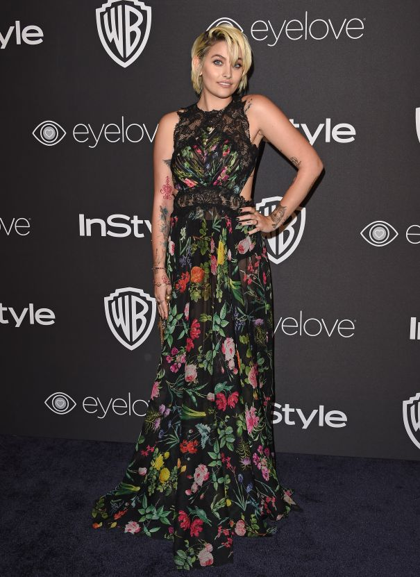 2017: Warner Bros. Pictures And InStyle's 18th Annual Post-Golden Globes Party