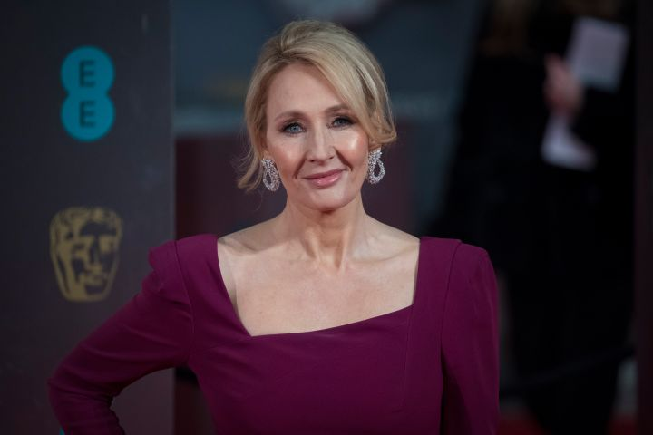 J.K. Rowling - Getty Images