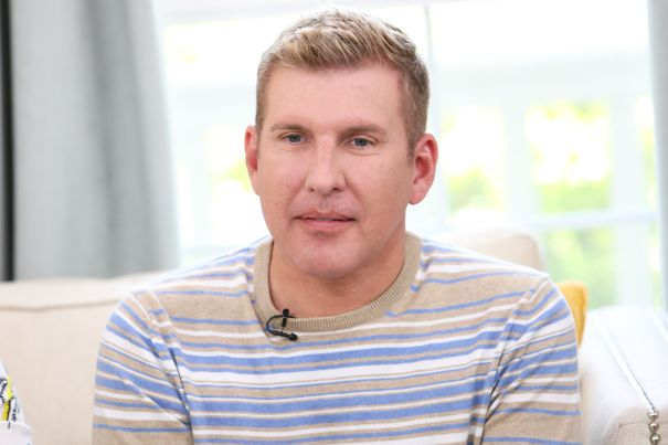 Todd Chrisley Hospitalized With Coronavirus