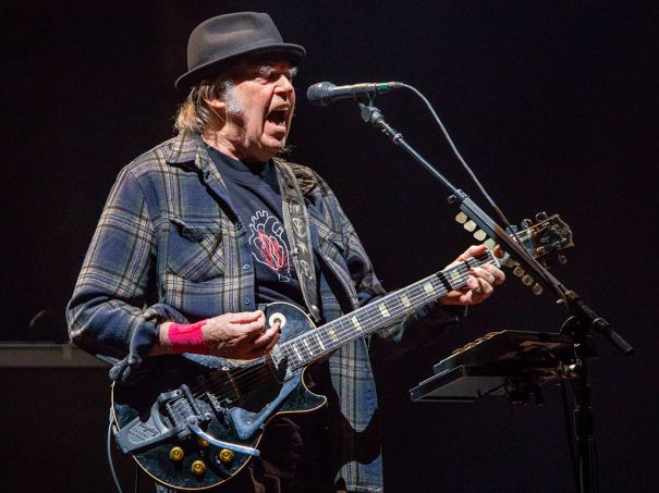 Everything Is Connected To Neil Young
