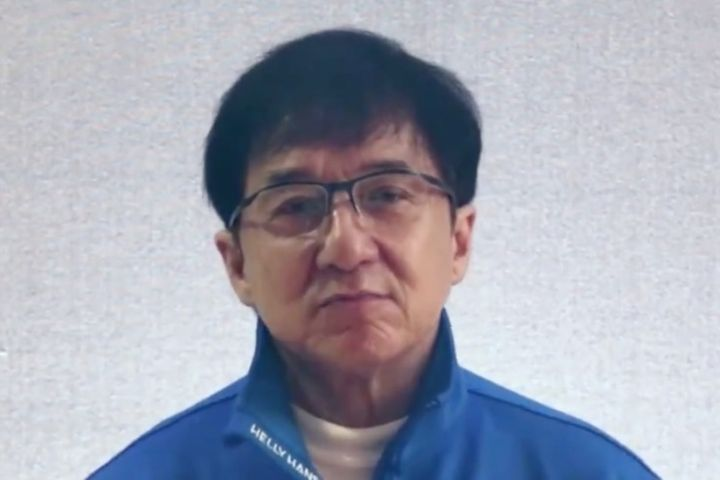 Jackie Chan Offers Encouragement, Advice During COVID-19 ...