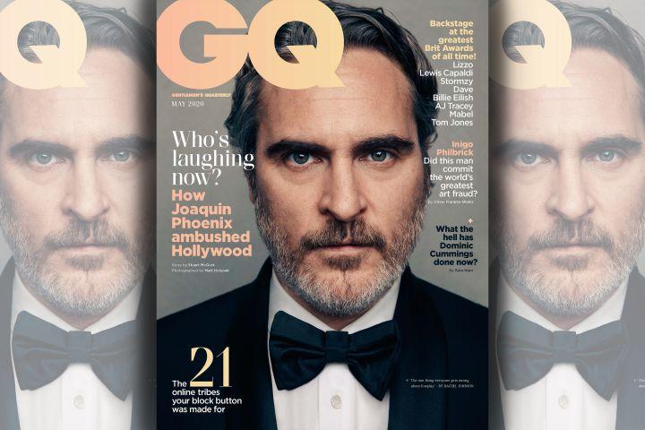 Joaquin Phoenix. Photo: Matt Holyoak for GQ