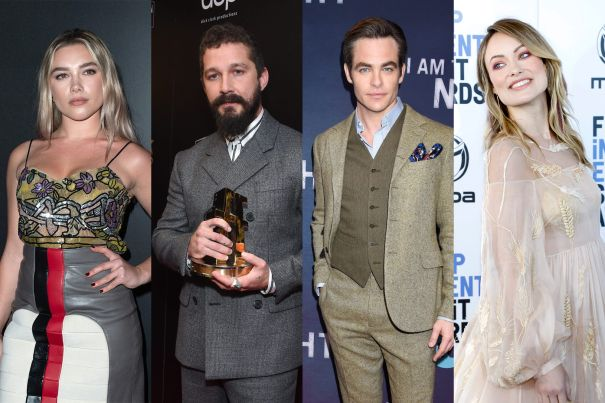 Florence Pugh, Shia LaBeouf & Chris Pine To Star In Olivia Wilde's New Thriller