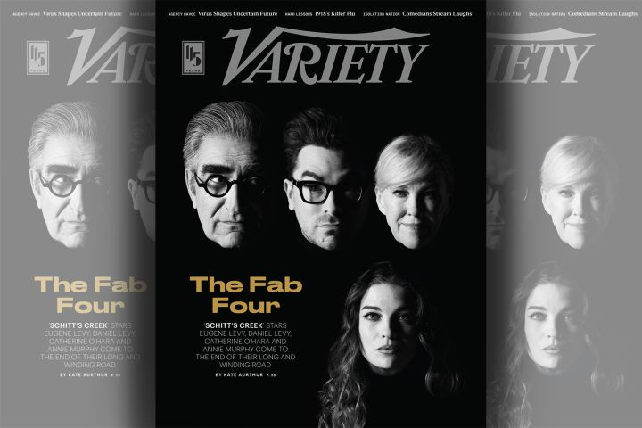 Photo: Peter Yang for Variety