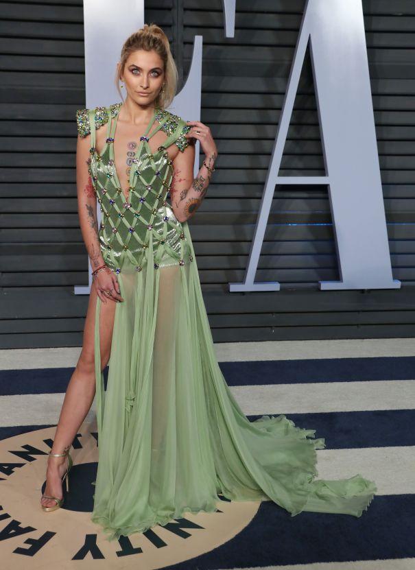 2018: Vanity Fair Oscar Party