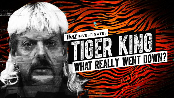 'TMZ Investigates: Tiger King - What Really Went Down?'
