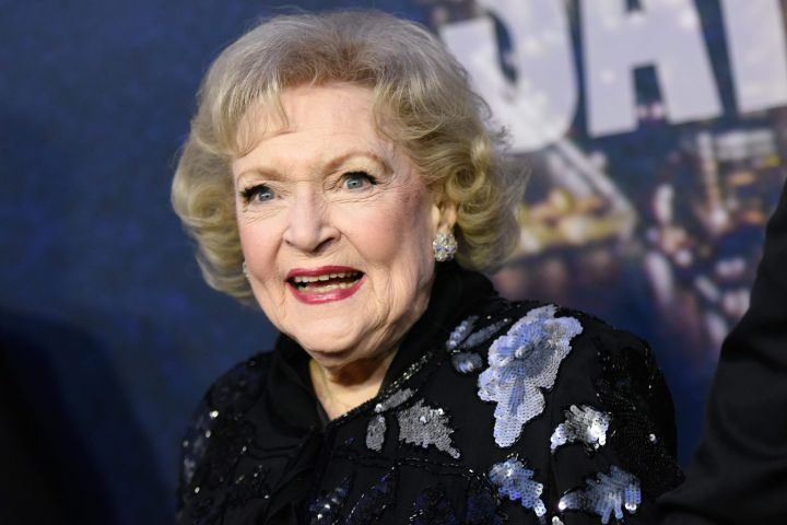Betty White's Quarantine Visitors Have Included 'Two Ducks' Who 'Come By To Say Hello'