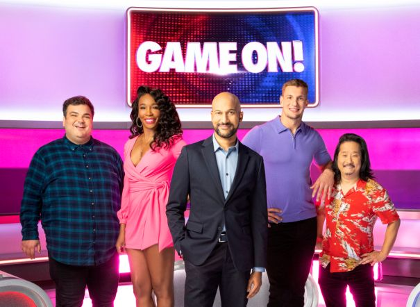 'Game On!' - Series Premiere