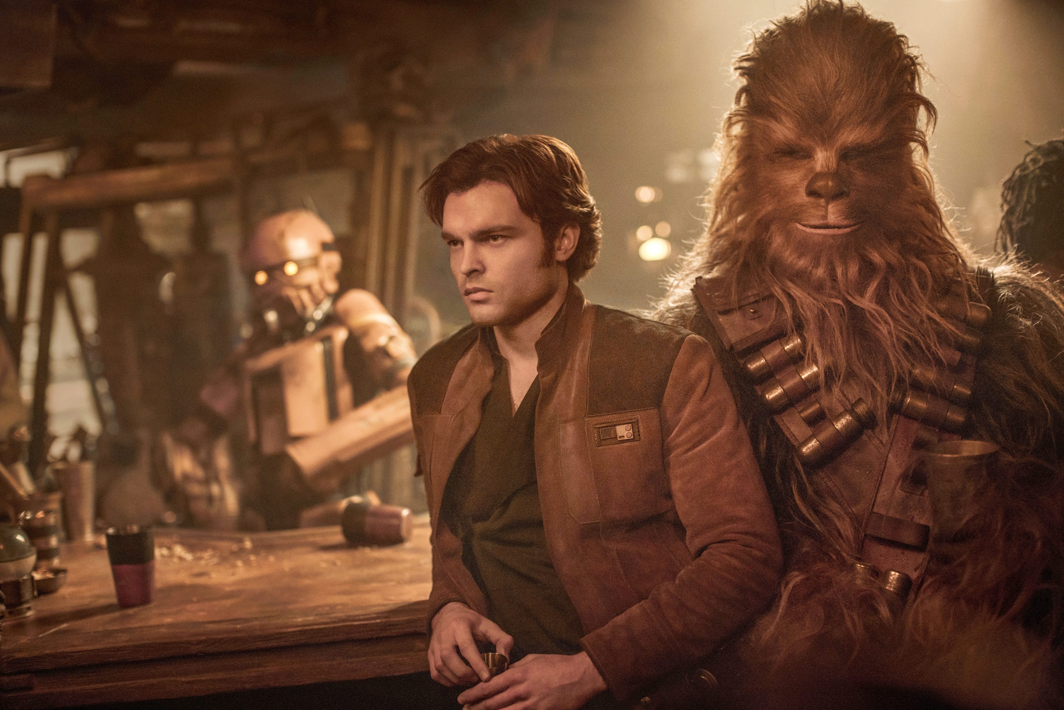 'Star Wars' Fans Are Trying To #MakeSolo2Happen With New Social Media Campaign