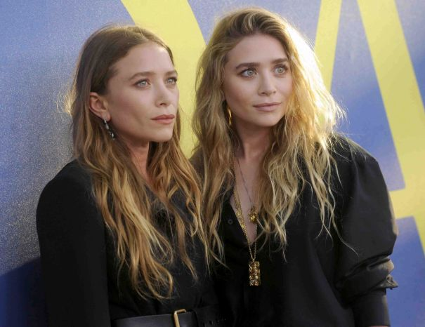 Mary-Kate + Ashley Olsen - June 13