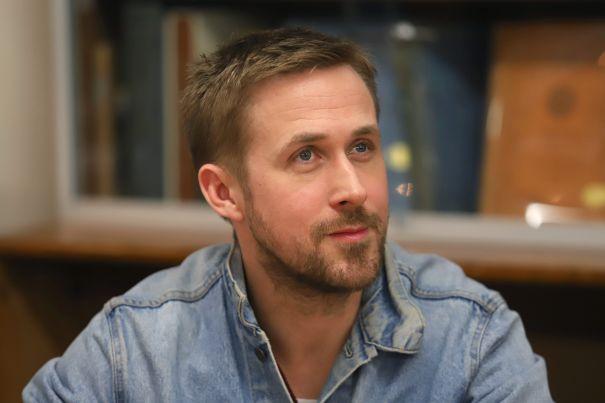 Ryan Gosling Is A 'Wolfman'