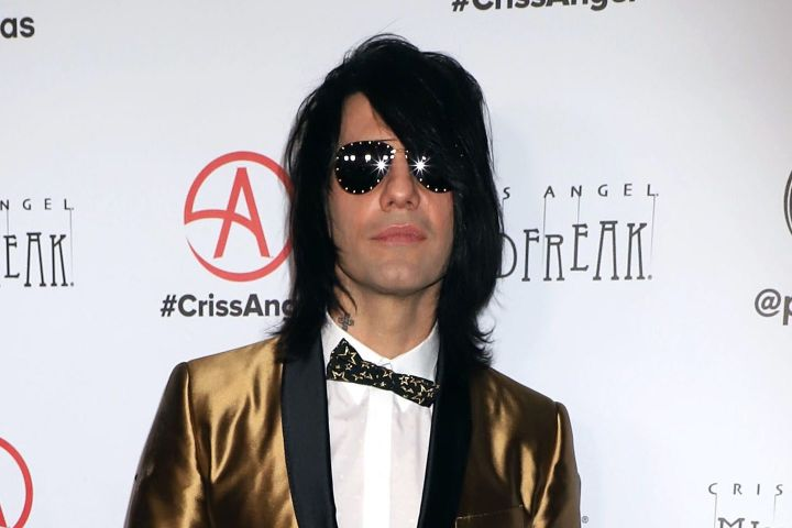 Criss Angel. Photo: CP Images