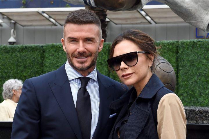 David and Victoria Beckham. Photo: Lionel Hahn/ABACAPRESS.COM/CP Images