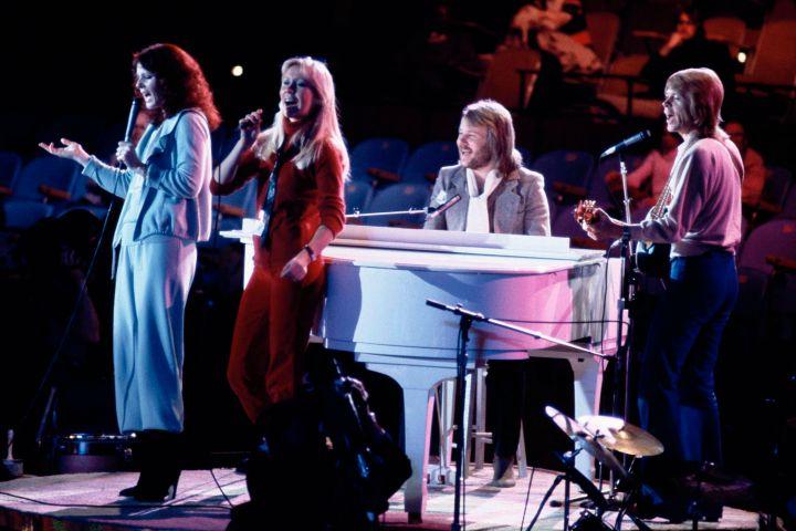 ABBA. Photo: AP Photo/Ron Frehm/CP Images