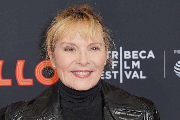 Kim Cattrall. Photo: CP Images