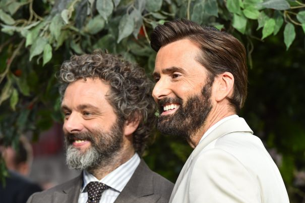 David Tennant, Michael Sheen Join BBC Comedy 'Staged'