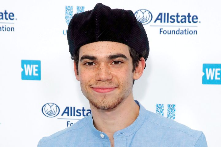 Cameron Boyce. Photo: EPA/NINA PROMMER/CP Images