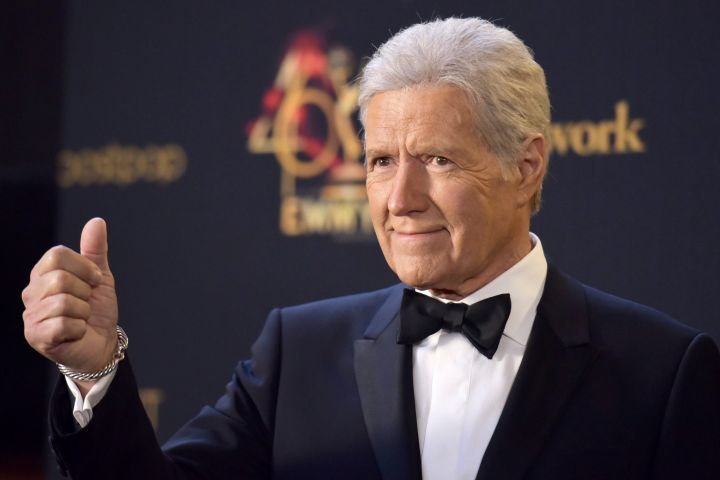 Alex Trebek. Photo: THE CANADIAN PRESS/AP, Richard Shotwell/Invision