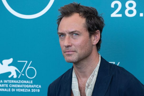Jude Law Expecting Baby Number 6