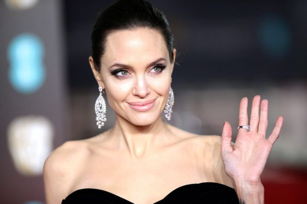 Angelina Jolie - June 4