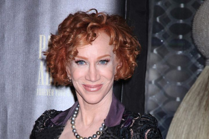 Kathy Griffin. Photo: CP Images