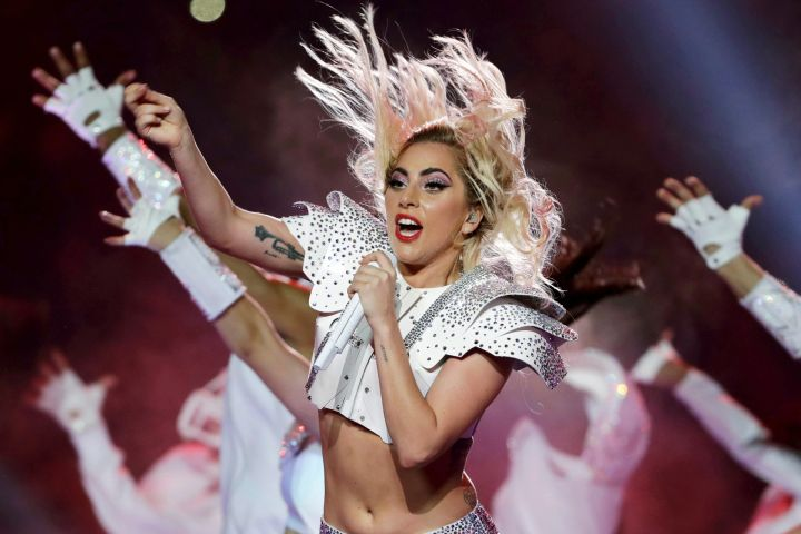 Lady Gaga. Photo: AP Photo/Matt Slocum, File