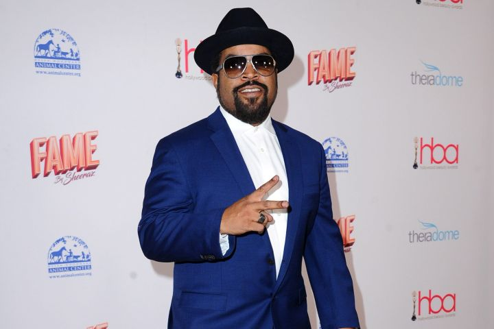 Ice Cube. Photo: CP Images