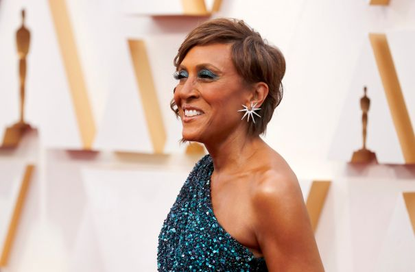Robin Roberts Producing New Lifetime Movie And Documentary