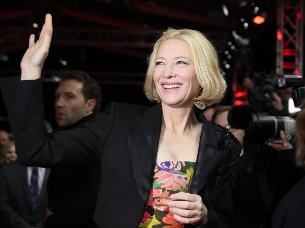 Cate Blanchett Joins 'Borderlands' Film Adaptation