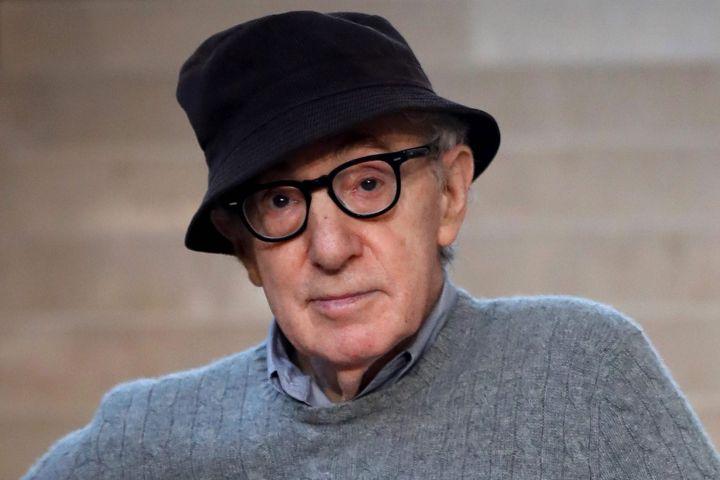 Woody Allen. Photo: EPA/Javier Etxezarreta/CP Images