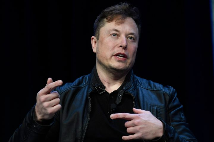 Elon Musk. Photo: AP Photo/Susan Walsh/CP Images