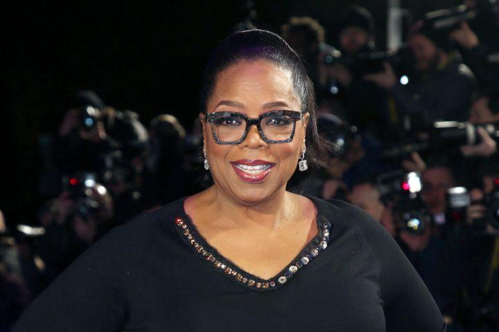 Oprah Winfrey. Photo: Joel C Ryan/Invision/AP/CP Images