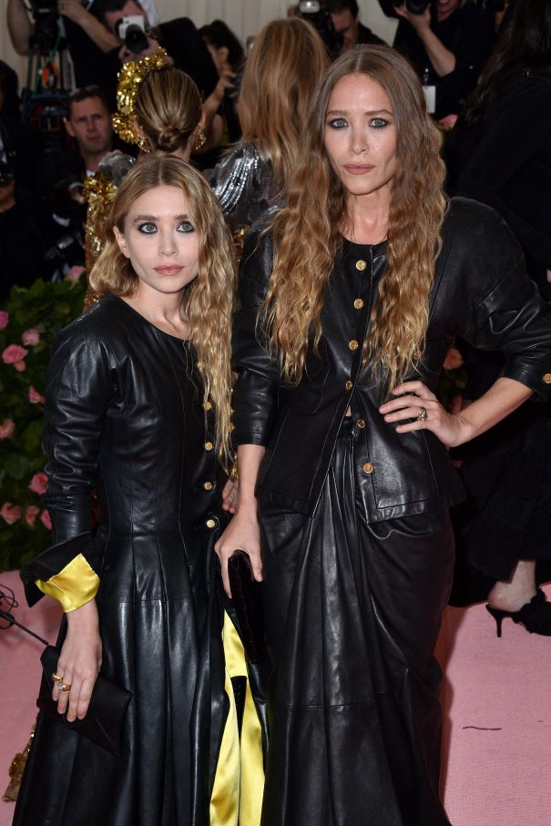 Mary-Kate + Ashley Olsen - June 13