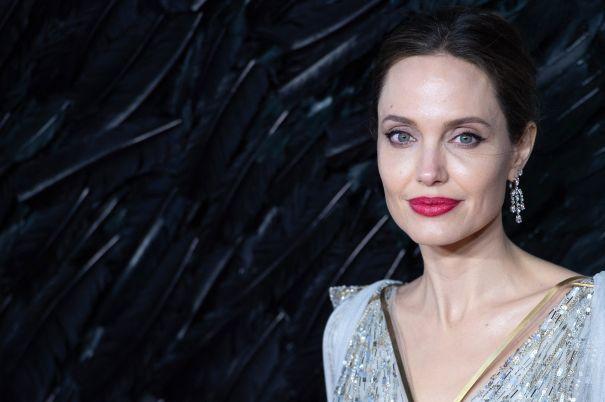Angelina Jolie - June 4