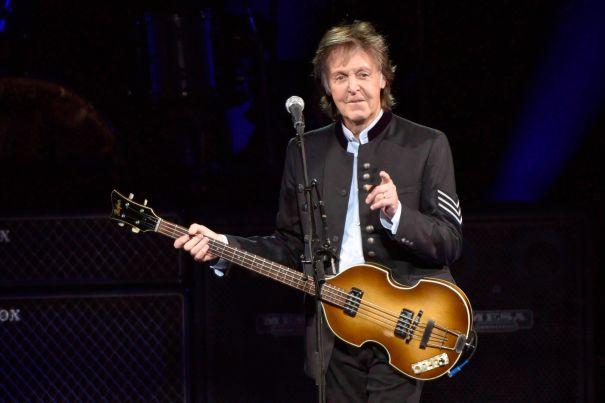 Paul McCartney - June 18