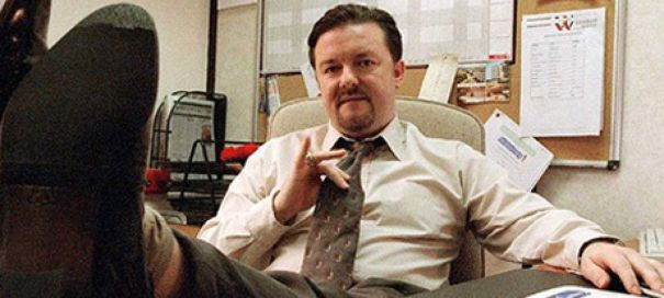 Ricky Gervais Is Celebrating 19 Years Of David Brent