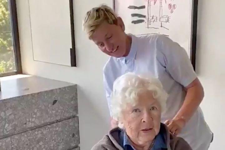 Ellen DeGeneres/Twitter