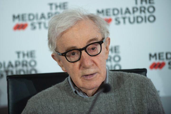 Woody Allen - Getty Images