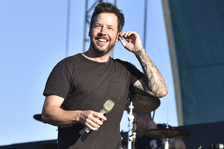 Pierre Bouvier. Photo by Tim Mosenfelder/Getty Images