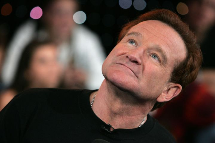 Robin Williams. Photo: Peter Kramer/Getty Images
