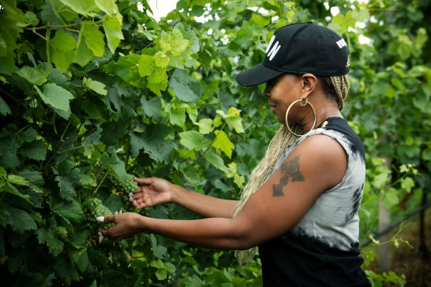 Mary J. Blige Unveils Sun Goddess Wines