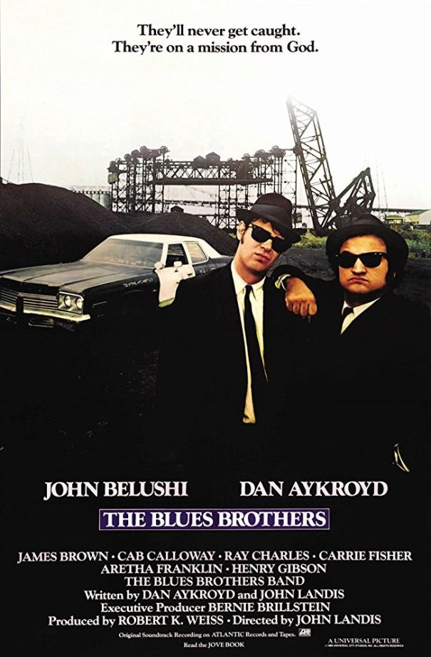 2. 'The Blues Brothers'